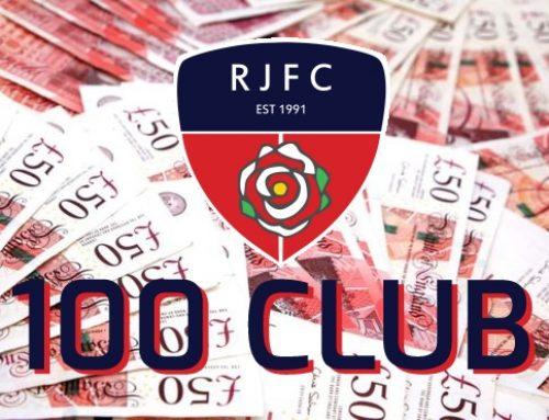 February 100 Club!